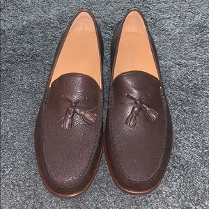 Brand new Cole Haan Fairmont Tassle Loafers sz 12